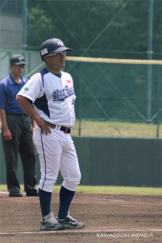 飯塚コーチ