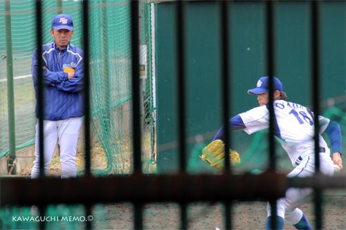 安田コーチ