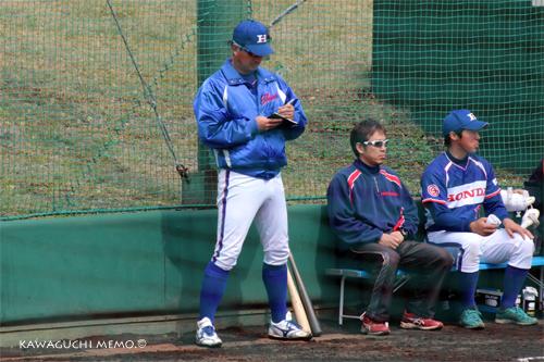 西郷コーチ