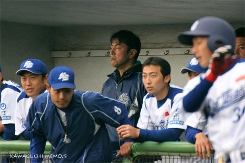 若山トレーナー