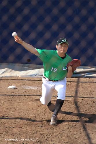 JR北海道硬式野球部・福山雄